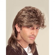 Perruque Mullet
